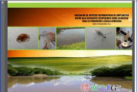 Manual: Producción de zooplancton nativo a escala comercial